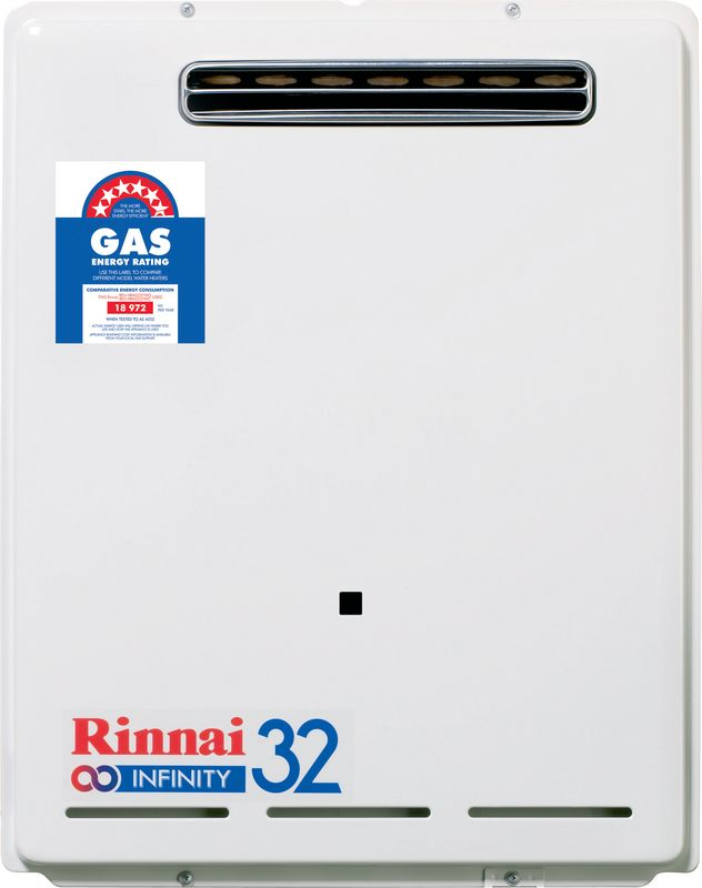 Rinnai Infinity 32 Outdoor