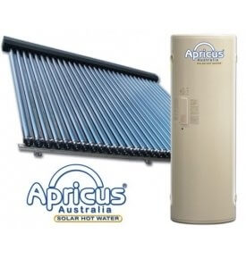 Apricus 250VE/30T Bottom element