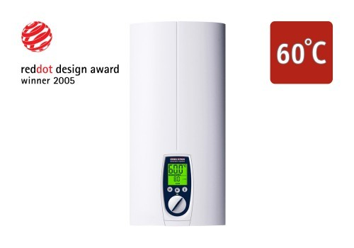 Stiebel Eltron DHE27 3PH Water Heater