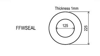 Rinnai Ceiling Ring