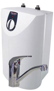 Stiebel Eltron SNU10S Under Sink Storage Water Heater With MEW Tapware