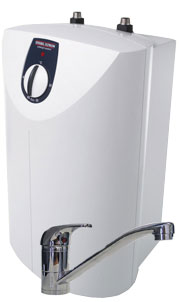 Stiebel Eltron SNU5S Under Sink Storage Water Heater With MES Tapware