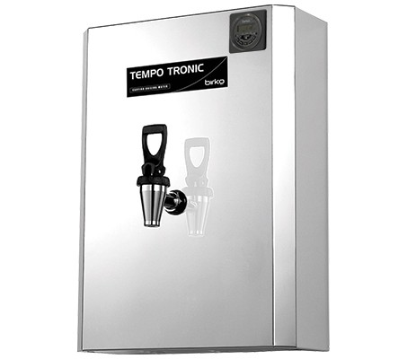 Birko Tempo Tronic 25L Stainless Steel