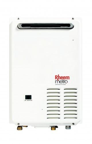 Rheem Metro 16