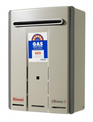 Rinnai Infinity 26 Touch